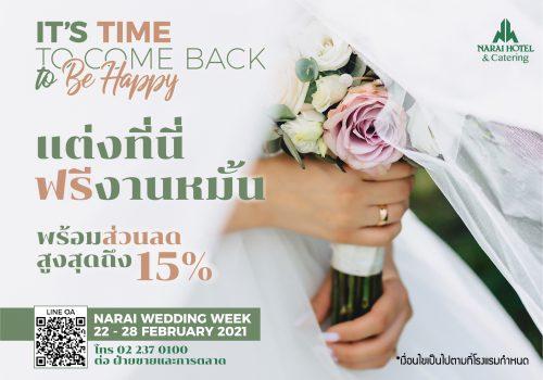 Narai Weddinng Week-04
